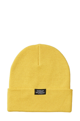 Cheap Monday Cheap Beanie Yellow