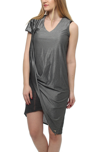 DRESS WASHED METALLIC