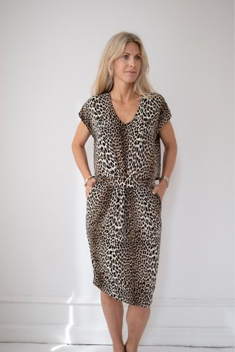 Notes du Nord Kate Dress Leopard
