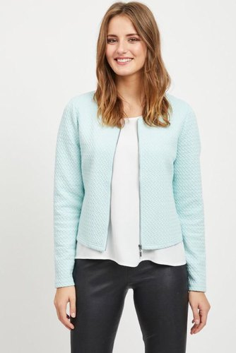 Vila Vinaja Short Jacket/1 Blue Haze