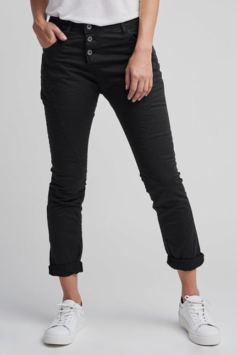 Please 4b Classic Jeans Nero