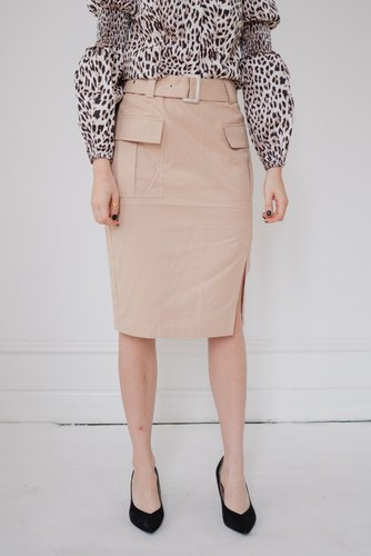 Notes du Nord Mia Skirt Nude