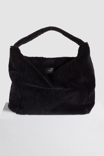 Dagmar Teddy Shopper Black
