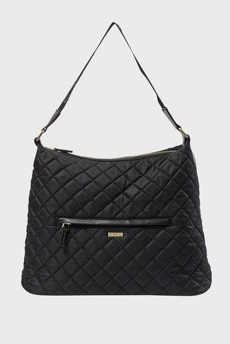 DAY Day Logo Re-q Gem Shoulder Bag Black