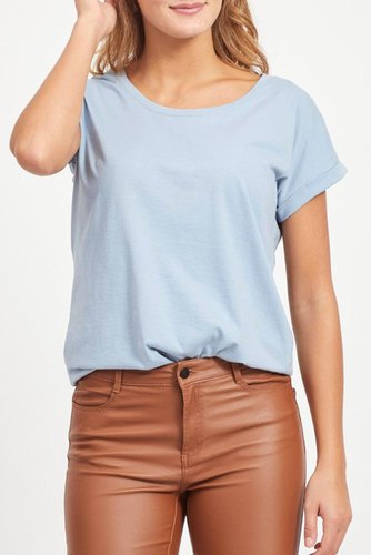 Vila Vidreamers Pure T-shirt Ashley Blue