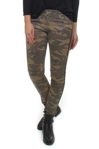 Catwoman Militare Outdoor Green