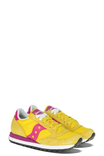 SAUCONY JAZZ YELLOW/BERRY
