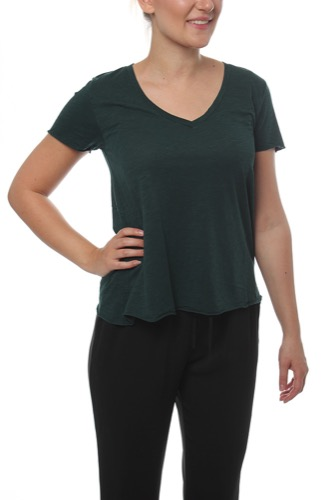 Jac 51 V-neck Fir Tee
