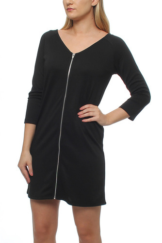 VITINNY 3IN 1 DRESS BLACK