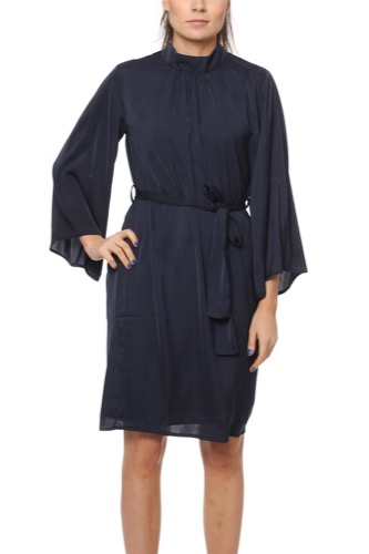 Dry Lake Amy Dress Navy