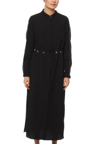 Rue de Femme TERESA DRESS BLACK
