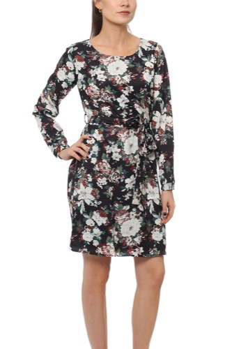 Dry Lake KATE DRESS BLACK