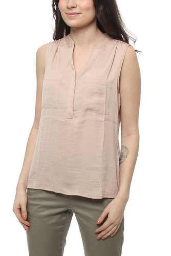 Vimelli S/l Pocket Top Rugby Tan