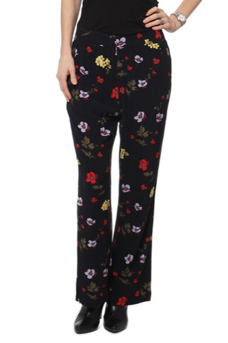 Custommade Miley-lee Pants Antracit Black