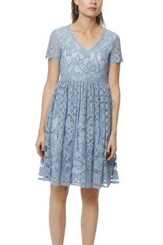 Dry Lake Dorothy Dress Dove