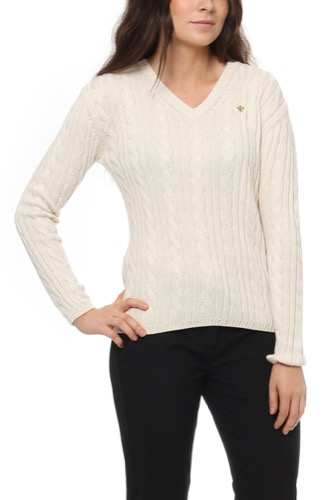 Morris MADELEINE KNIT OFF WHITE