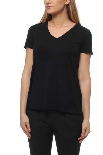 Jac 51 V-neck Black