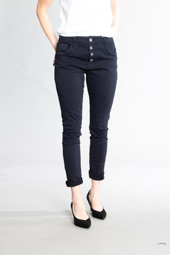 Zmillas 4 Button Jeans Navy