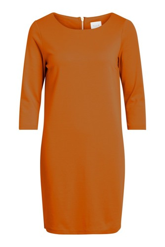 Vila Vitinny New Dress Pumpkin Spice