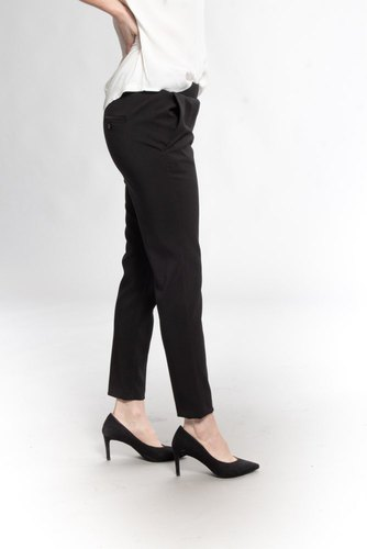 Imperial Fashion Imperial Trouser Nero