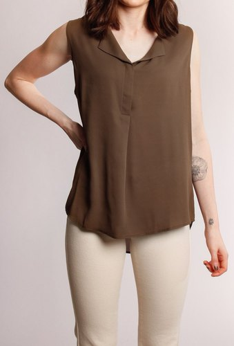 Vila Vilucy S/l Top-fav Dark Olive