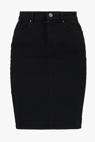 Vila Vicommit Felicia Skirt Black