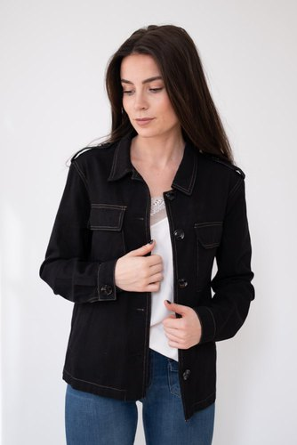 Neo Noir Gira Jacket Black
