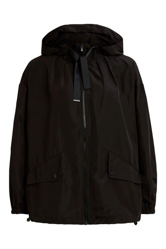 Vila Vibagsy 2in1 Coated Jacke Black