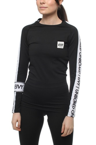 Wedge Training Longsleeve Black