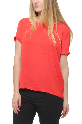 Vimelli S/s New Top Flame Scarlet