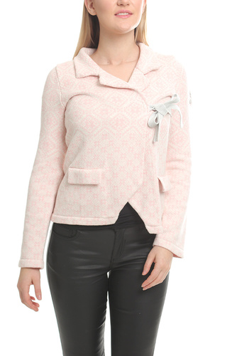 LOVELY KNIT CARDIGAN CRYSTAL ROSE