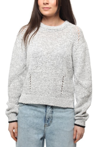 Dagmar BEL SWEATER SALT & PEPPER