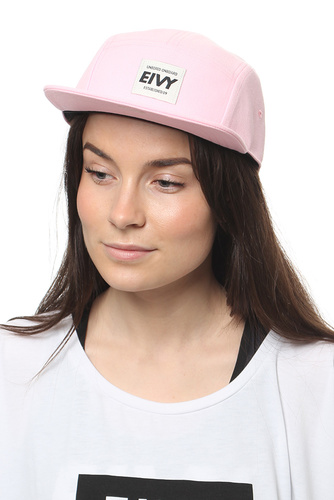 Hype 5 Panel Cap Dusty Pink