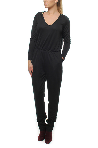 Viresti Jumpsuit Black