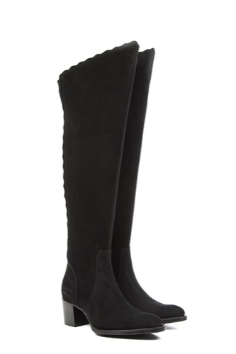 Primeboots Claudia X-high-527 Alfapedo Black