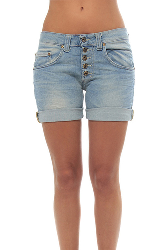 5 Button Short La Denim