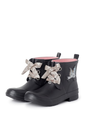 Odd Molly LOW TIDE RAINBOOT ALMOST BLACK