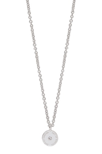 Snö of Sweden Harly Pendant Neck 42 S/clear