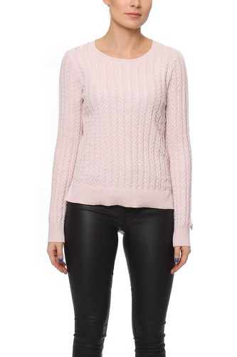 Odd Molly RIBBEY SWEATER LIGHT ROSE