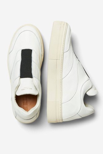 Selected Femme Slfanna New Slipon B White