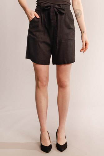 Vila Visafari Hwrx Shorts Black
