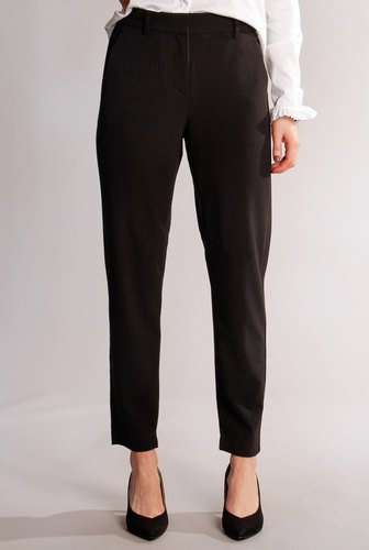 B.YOUNG Danta Pants Crop Black