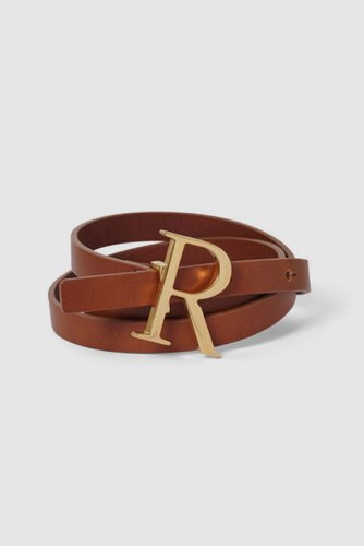 Rodebjer Rodebjer Logo Brown Gold