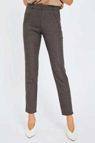 FiveUnits Angelie 585 Straight Pant Grand Check