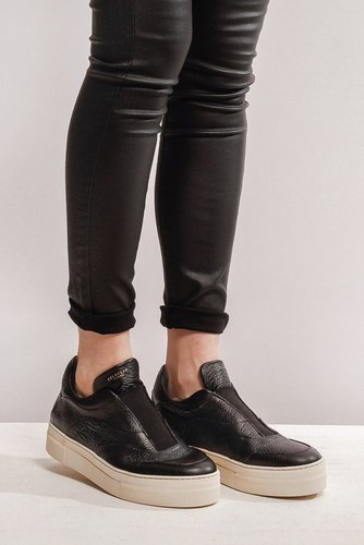Selected Femme Slfanna New Slipon B Black