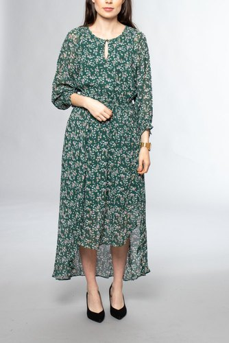 InWear Hayden Dress Warm Green Dits