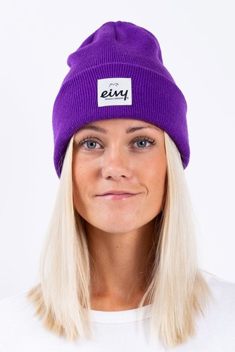 Eivy Watcher Beanie Grape