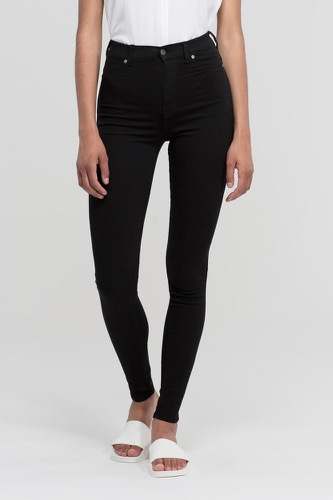 Dr. Denim Solitaire Black