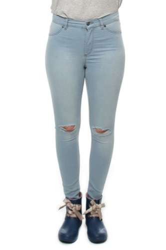 Cheap Monday High Spray Rites Lt Blue