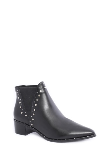 Steve Madden Doruss Ankleboot Leather Black